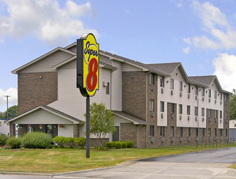 Hotel Super 8 Clawson/troy/detroit Area