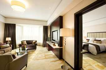 Hotel Doubletree By Hilton Qingdao Chengyang