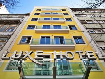 hoteles en el centro lisboa: