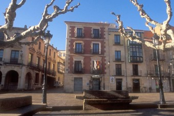 Hotel Soria Plaza Mayor