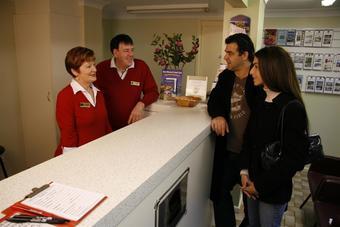 Hotel Best Western Motel Farrington