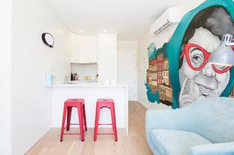 Apartamento Pop Art Apartment In Porto By Cozzy Homes