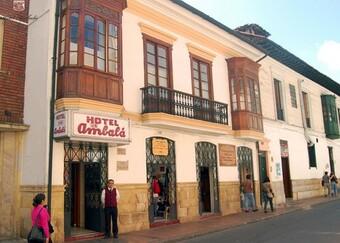 Hotel Ambalá Bogotá Colonial