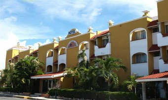 Hotel Suites Cancun Center