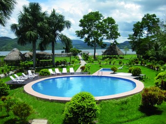 Los 10 mejores hoteles con piscina en tarapoto for Piscina sauces 6