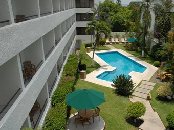 Hotel Occidental Cuernavaca