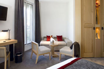 Hotel Marceau Champs Elysees (sup)