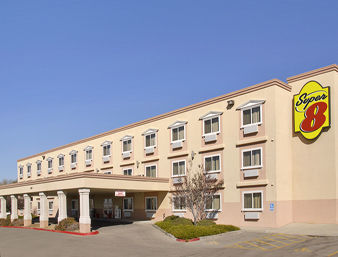 Hotel Super 8 Albuquerque East