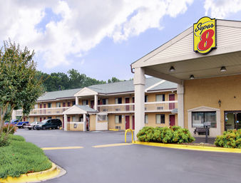 Hotel Super 8 Charlotte - Sunset Road