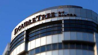 Hotel Doubletree Hilton-unirii Square