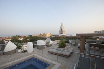 Hotel Movich Cartagena De Indias