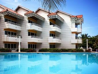 Hotel Las Américas Casa De Playa Cartagena Bolivar