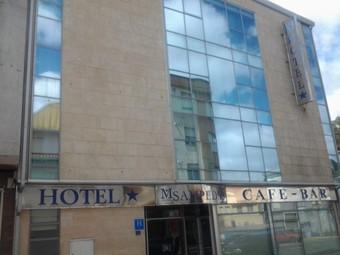 Los 2 mejores hoteles con accesos adaptados en boiro - Apartamentos rias bajas ...