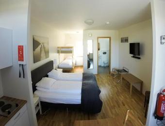 Apartamento South Central Motel-apartments