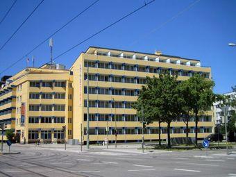 Hotel A&O München Hauptbahnhof