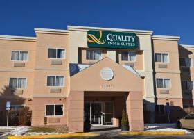 Hotel Quality Inn & Suites Golden