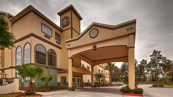 Hotel Best Western Plus New Caney Inn & Suites