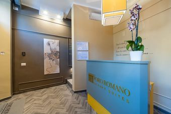 Hotel Foro Romano Luxury Suites