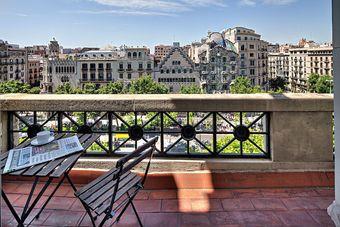 Apartamentos Habitat Apartments Paseo De Gracia