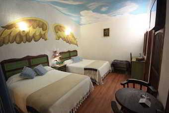 Hotel Mansion De Los Angeles San Cristobal De Las Casas Chiapas