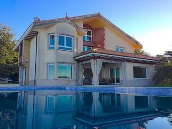 Hoteles en igueldo for Hoteles con piscina en san sebastian