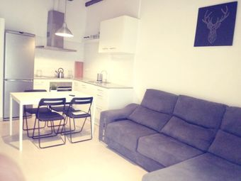 Apartamento Apartment With 2 Bedrooms In Barcelona, With Balcony And Wifi