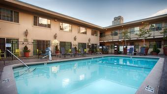 Hotel Best Western Sutter House