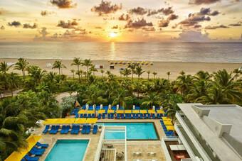 hoteles de lujo en miami beach: