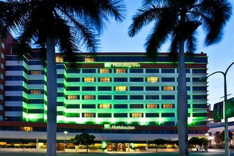 Hotel Holiday Inn Port Of Miami-downtown