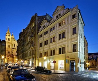 Hoteles cercanos a vysehrad en praga for Malostranska residence tripadvisor