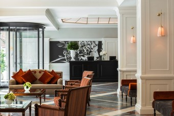 Hotel Starhotels Michelangelo