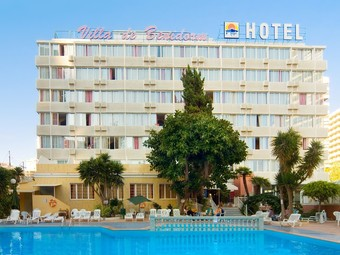 Los 30 mejores hoteles en benidorm for Hoteles en benidorm con piscina climatizada