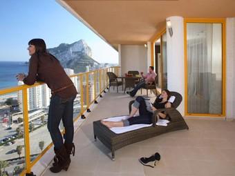 Apartamentos Ambar Beach