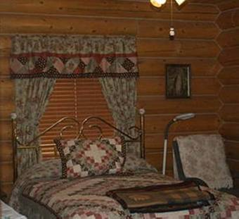 Bear In The Bed And Breakfast Hatch Utah