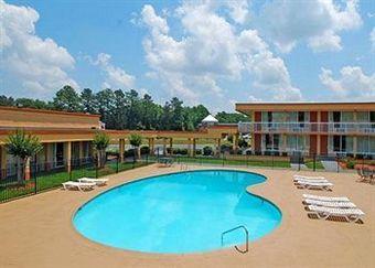 Motel Quality Inn Anderson