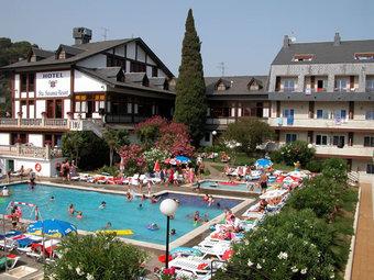 Hotel Santa Susana Resort