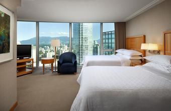 Hotel Sheraton Vancouver Wall Center