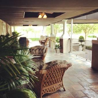 Los 5 mejores hoteles con consigna para el equipaje en for Terrace hotel lakeland