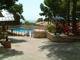 Los 30 mejores hoteles en moraira - Hostal el jardin benidorm ...
