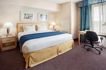 Hotel Holiday Inn Express & Suites San Antonio Se By At&t Center