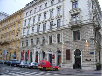 Hostal Exclusive B&B In The City Centre Of Vienna