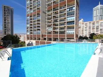 Apartamento Mirador Del Mediterráneo III Benidorm
