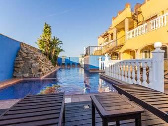 Hoteles con habitaciones adaptadas en conil de la frontera for Hoteles en conil con piscina