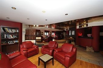 Los 10 mejores hoteles de negocios en haute normandie for Appart city rouen