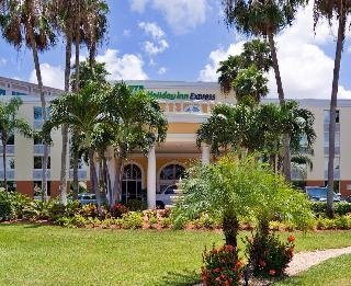 Hotel Holiday Inn Express Miami Airport Doral Area