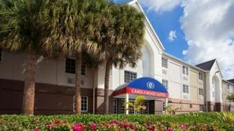 Hotel Candlewood Suites Miami Airport West