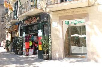 Hoteles cercanos a iglesia santa mar a del pi en barcelona for Hotel jardi barcelona