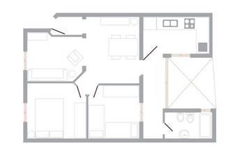 Apartamento Casa Tortilla