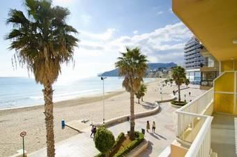 Hoteles cercanos a playa arenal en calpe for Hoteles en calpe playa