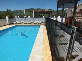 Los 3 mejores hoteles con piscina en iznajar for Hoteles con piscina climatizada en andalucia